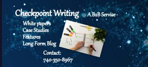 B2B writer, White Papers, Case Studies, Long Form B2B, Features, Travel Articles